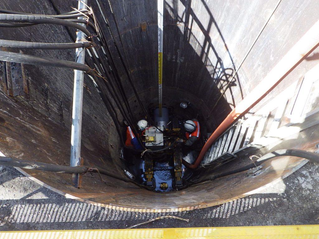 拓北処理区南あいの里地区(南あいの里5丁目ほか) 下水道新設工事